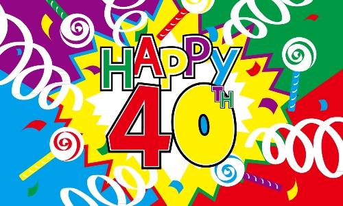 cestitke za 40 rodjendan Poruke i čestitke za 40. i 50.rodjendan cestitke za 40 rodjendan